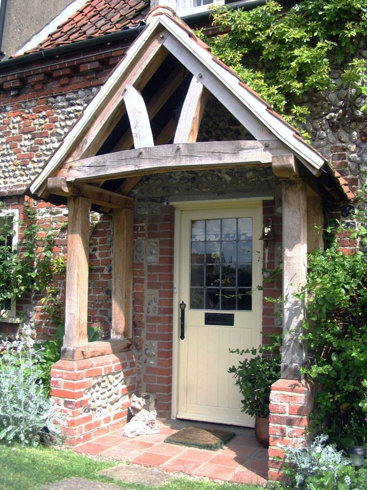 Jack Wheeler Oak Porch Langham
